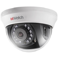 Купольная HD-TVI видеокамера DS-T101