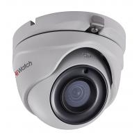 Купольная HD-TVI видеокамера DS-T203P(B)