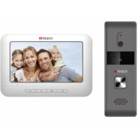 Комплект аналогового видеодомофона DS-D100KF