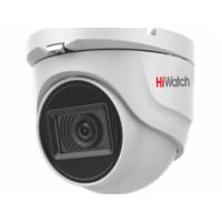 Купольная HD-TVI видеокамера DS-T803
